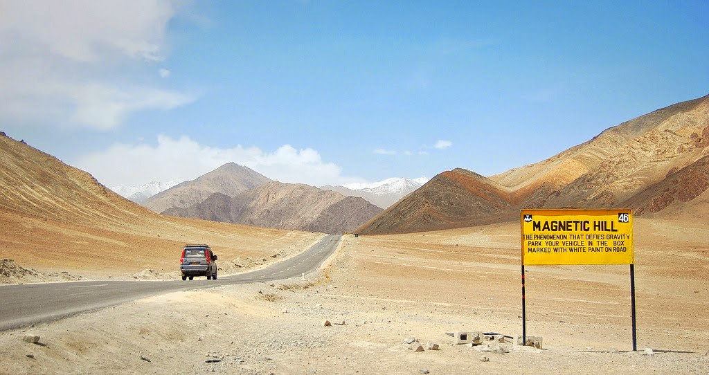 Day 3 - Leh to Magnetic Hill