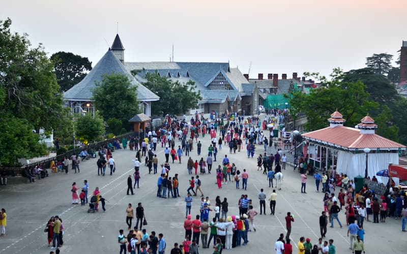 Day 3 -  Shopping Day in Shimla